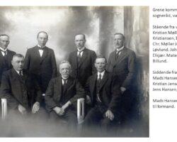 For 100 år siden blev Grene Sogn en selvstændig kommune